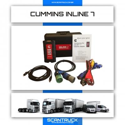Scanner Diesel Cummins INLINE 7
