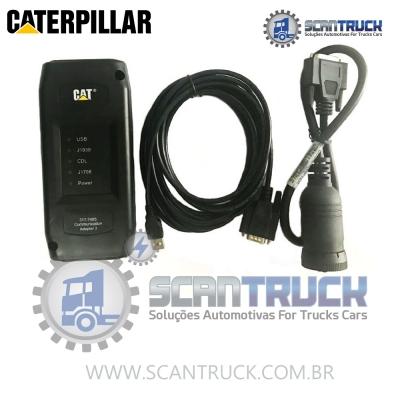 SCANNER INDUSTRIAL CATERPILLAR CAT ET III