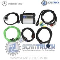 SCANNER AUTOMOTIVO MERCEDES-BENS C4 CONECT CAMINHÃO / ÔNIBUS