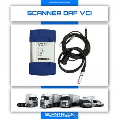 imagem do produto SCANNER DIAGNÓSTICO DAF VCI-560 MUX