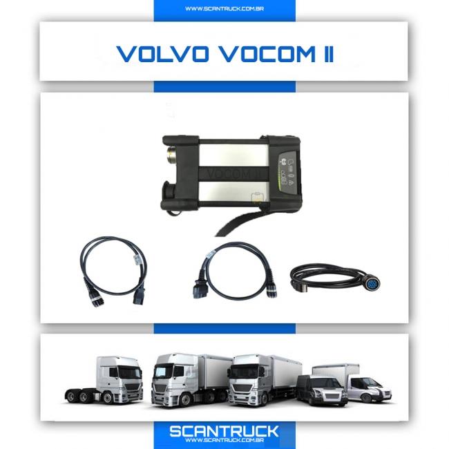 SCANNER AUTOMOTIVO VOLVO VOCOM II