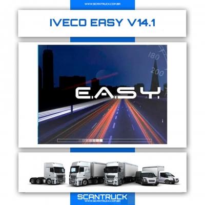 imagem do produto  IVECO EASY 14.1 ORIGINAL - (VERSÃO INSTALADA POR ACESSO REMOTO)